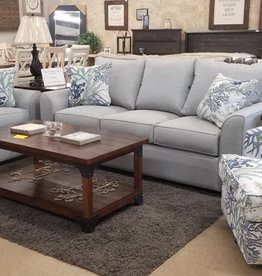 Port Orange Custom Grande Flare Arm 3 -piece Sofa set