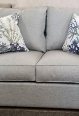 Port Orange Custom Grande Flare Arm 3 -piece Sofa set