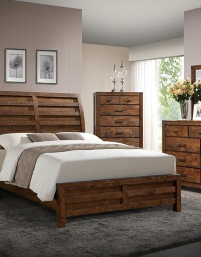 Crownmark Curtis Bedroom Set