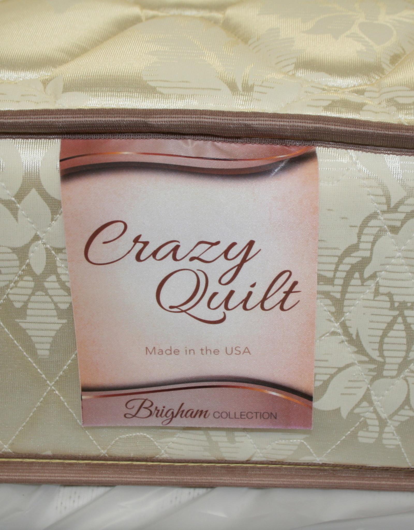 Corsicana Crazy Quilt Mattress Set