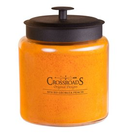 Crossroads Spiced Georgia Peach Candle (96oz)