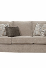 United Macey Pewter Sofa