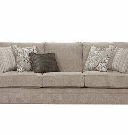 United Macey Pewter Sofa