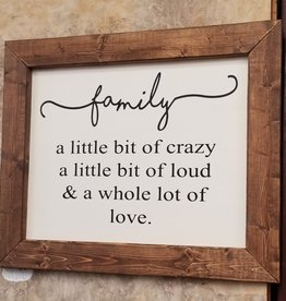 Custom By Design Family -  a little bit of crazy