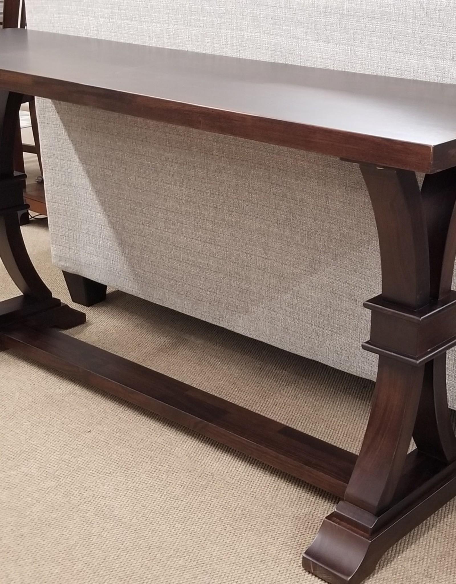 Whitewood Paige Sofa Table w Custom Finish