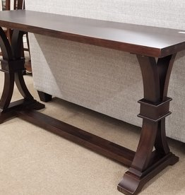 Whitewood Paige Sofa Table w Custom Finish