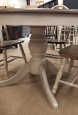 "Crownmark Jack 54"" Round Dining Table w/ 4 Chairs"