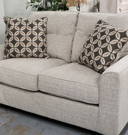 United Dante Tweed Loveseat