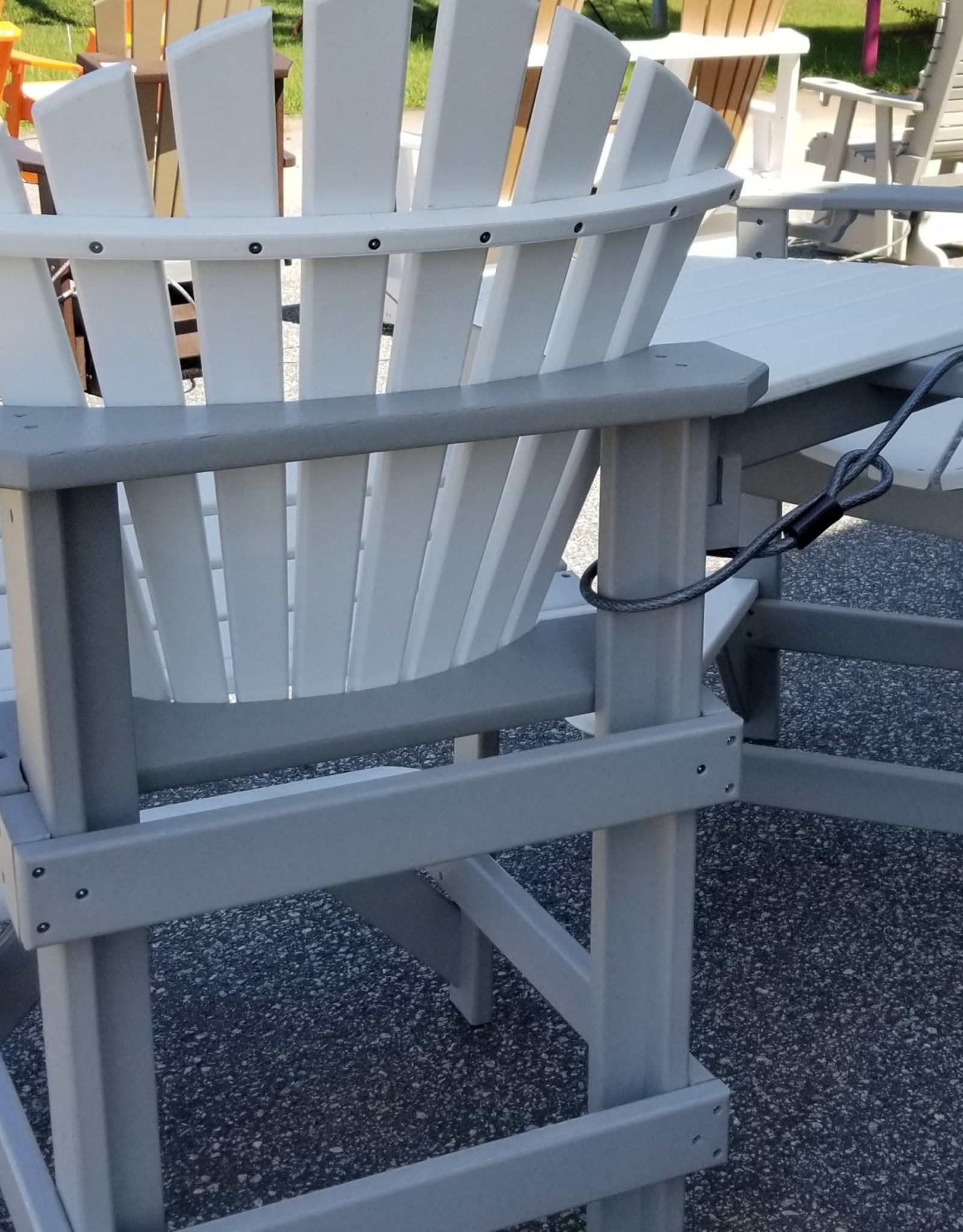 Home Decor Tete-A-Tete 3pc set Pub Table with 2 chairs