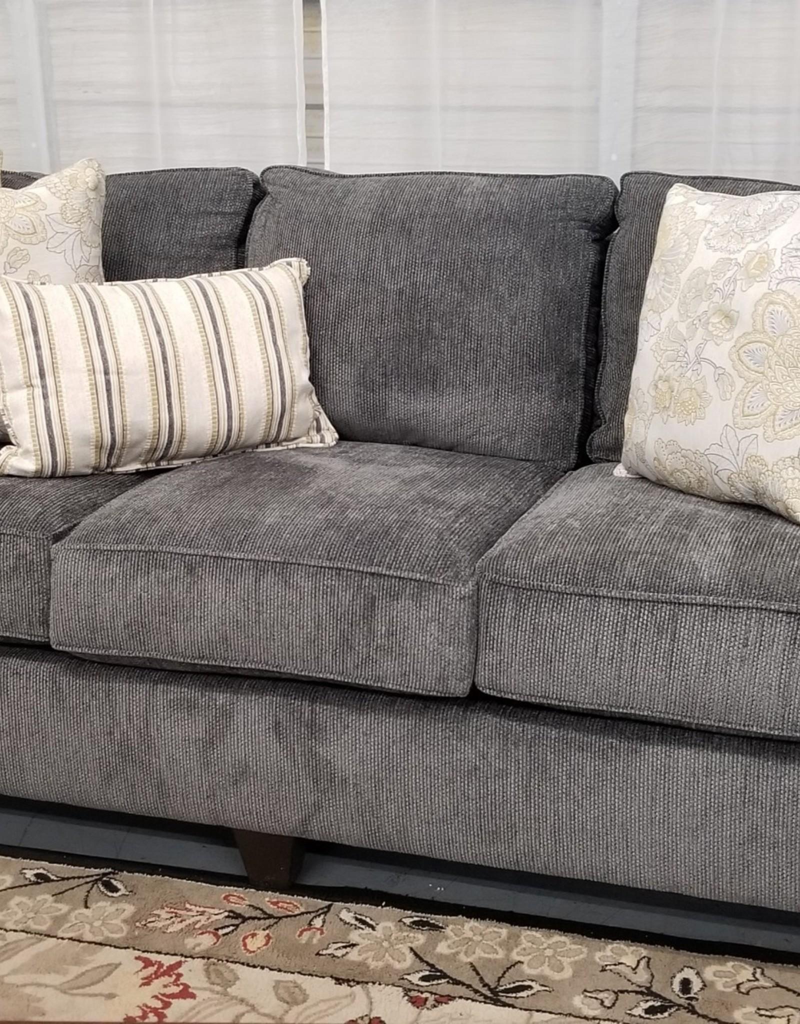 United Moreland Steel Sofa