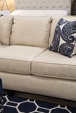 United Maggie Linen Sofa