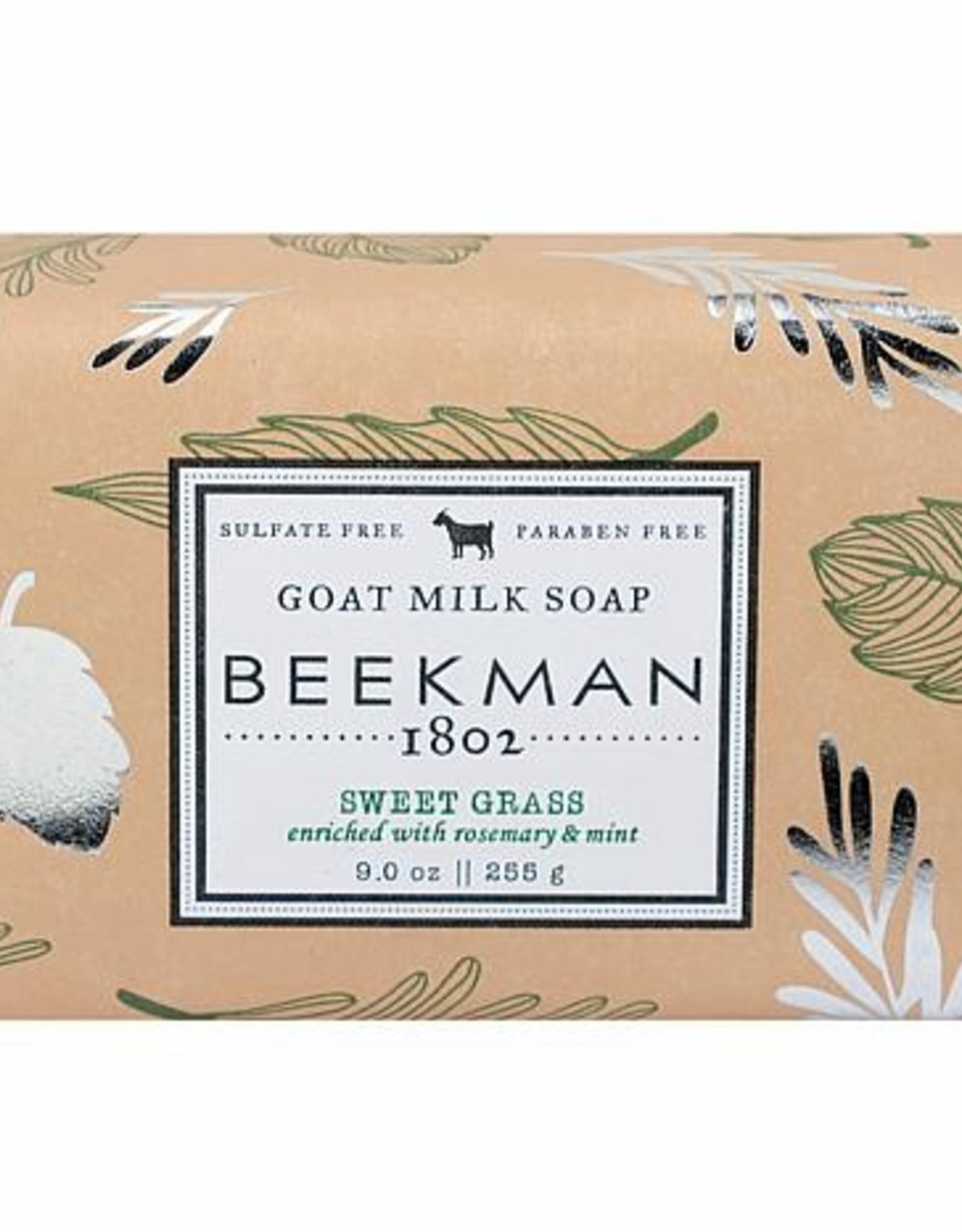 Beekman 1802 Beekman 1802 Sweet Grass 9oz Bar Soap