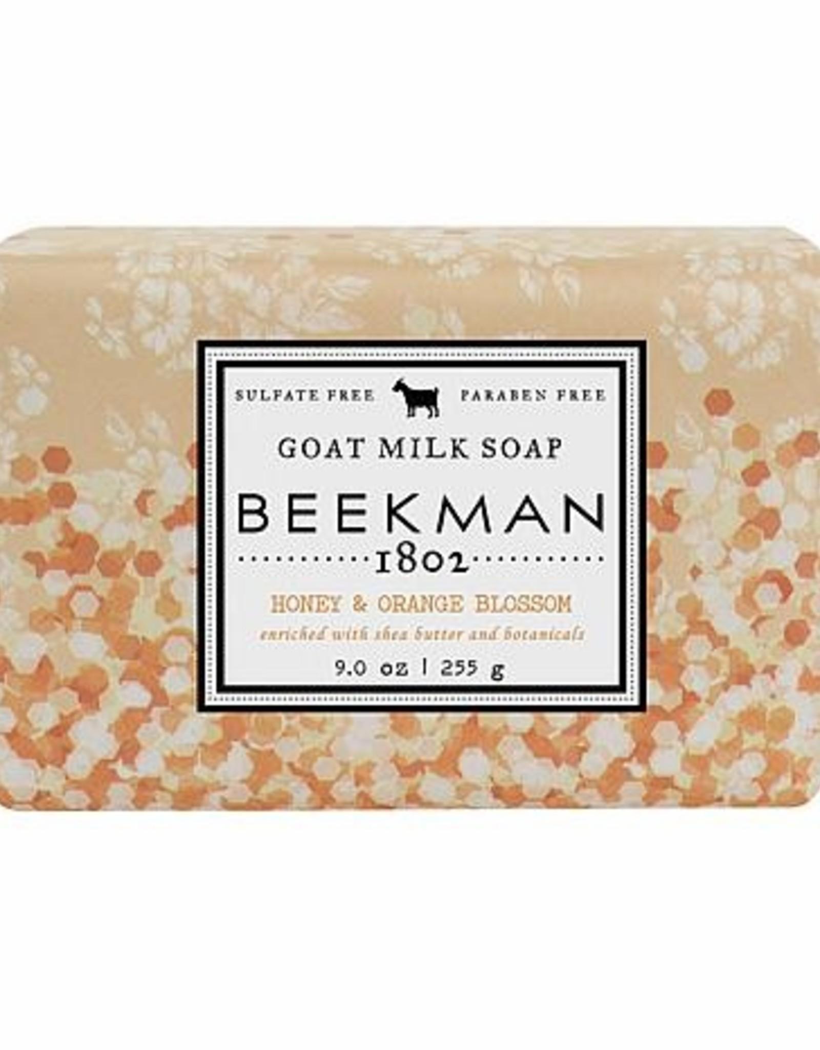 Beekman 1802 Beekman 1802 Honey Orange Blossom 9oz Bar Soap