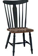 Whitewood Bridgeport Table W/6 Chairs, espresso aged ebony