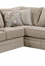 United Macy Pewter Sectional
