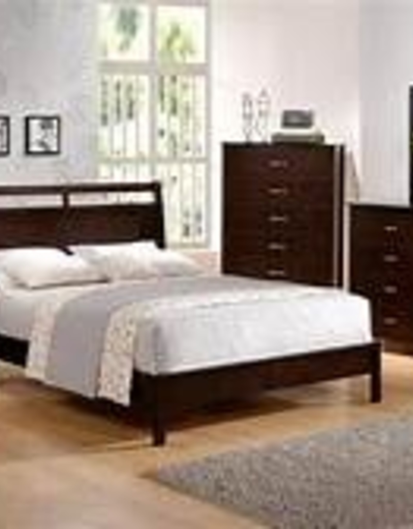 Crownmark Ian Bedroom King Size