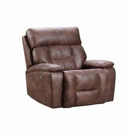 United Dorado Walnut 3-way Rocker-Recliner (W/  power)