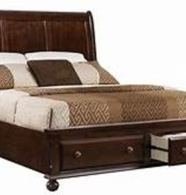 Crownmark Portsmouth King Bed