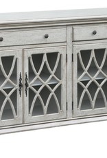 Crestview Paxton Pale Grey Sideboard