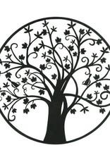 Metal Large Tree Decor