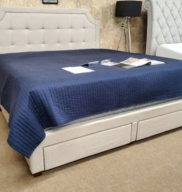 Malouf Carlisle Upholstered Bed