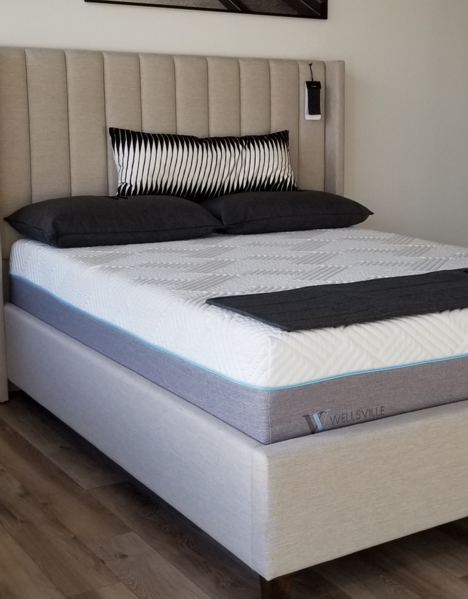 Malouf Blackwell Upholstered Bed
