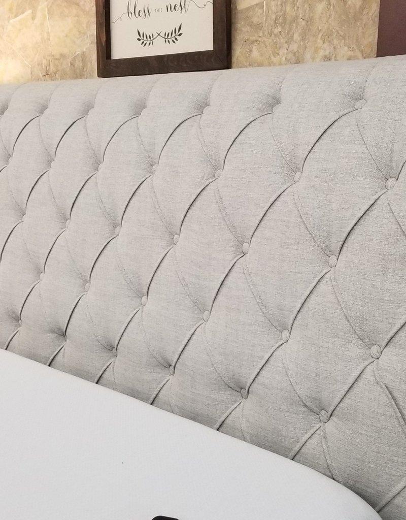 Crownmark Kate Upholstered Bed