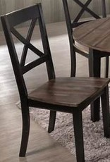 United A La Carte Dining Chair - Counter Height - Black