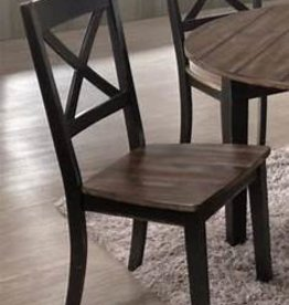 Lane A La Carte Dining Chair - Counter Height - Black