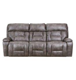 United Dorado Charcoal double motion sofa, no power