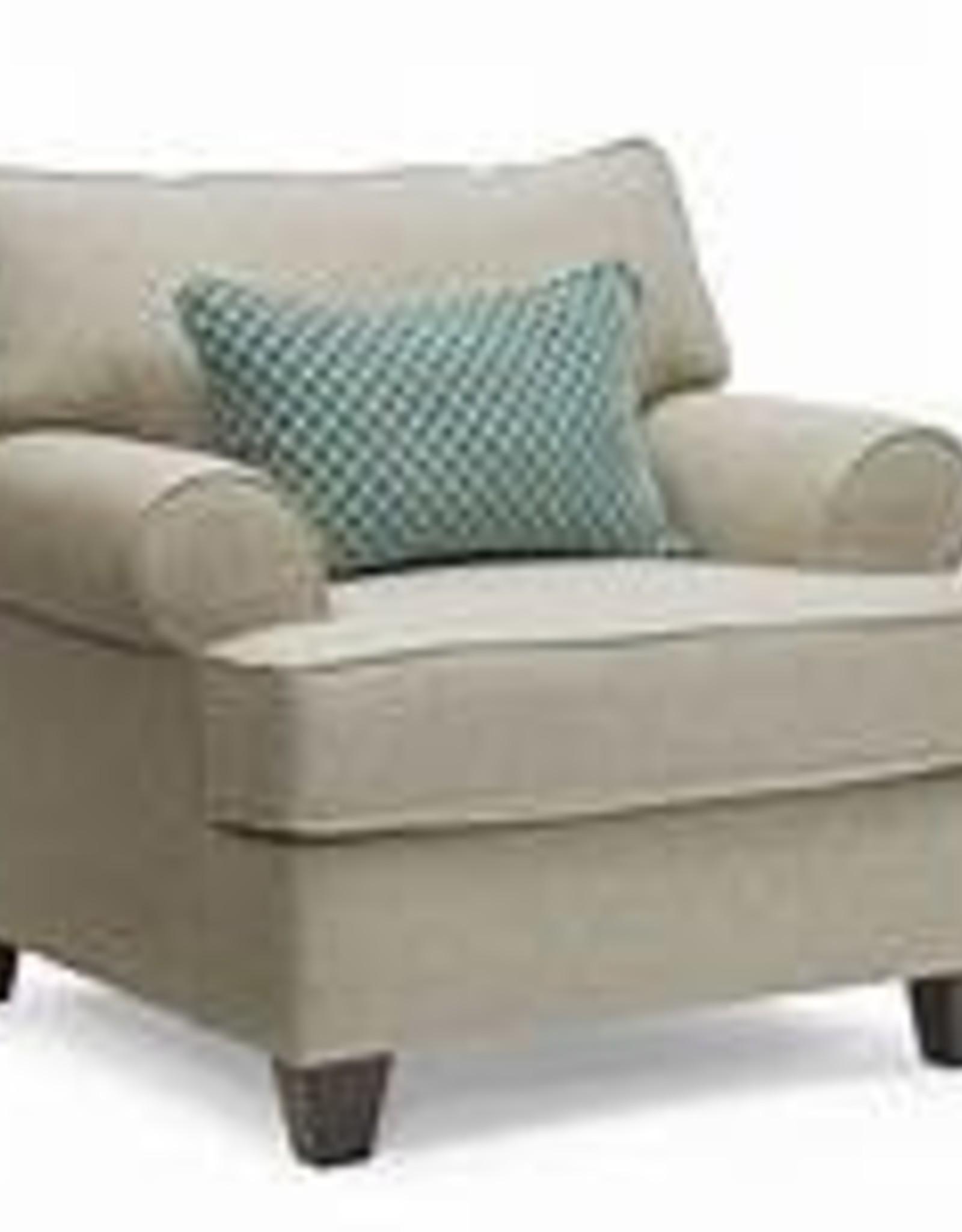 United Macintosh Buff Chair 1/4