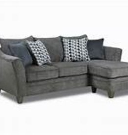 United Albany Slate Chofa, Loveseat and Ottoman