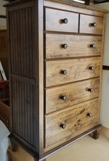 Whitewood Cottage 5 Drawer Chest W/Stock Finish