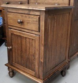 Whitewood Cottage 1 Drawer nightstand w/ Stock Finish