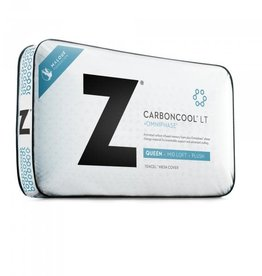 Malouf Z Carbon Cool Pillow Queen Malouf
