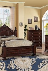 Crownmark Charlotte Bedroom Set