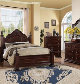 Crownmark Charlotte Bedroom Set