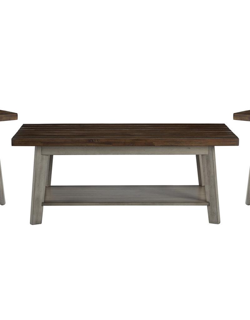 Standard Furniture Fairhaven 3pc Table Set