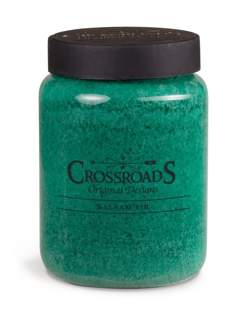 Crossroads Balsam Fir Candle