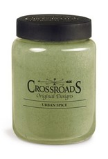 Crossroads Urban Spice Candle