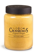 Crossroads Kettle Corn Candle