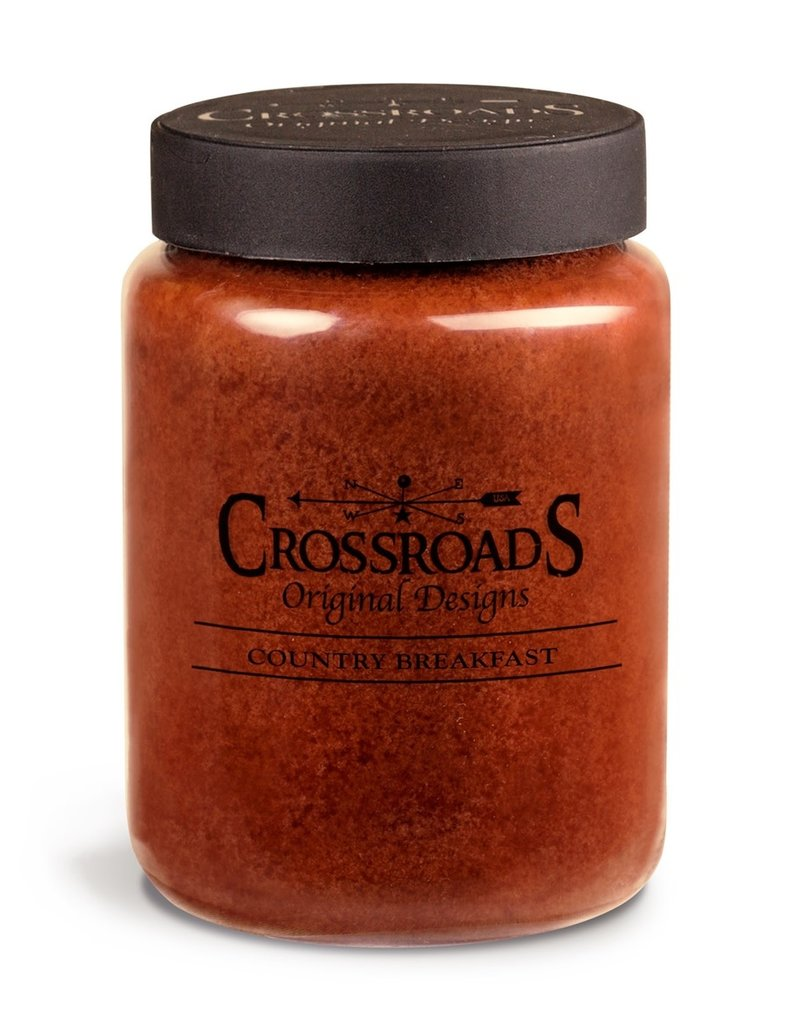 Crossroads Country Breakfast Candle