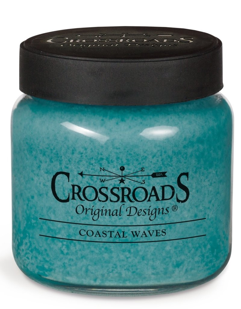Crossroads Coastal Waves Candle