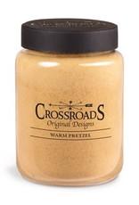 Crossroads Warm Pretzel Candle