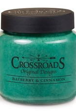 Crossroads Bayberry & Cinnamon Candle