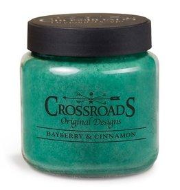 Crossroads Bayberry & Cinnamon Candle