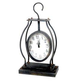 Crestview Hook Clock