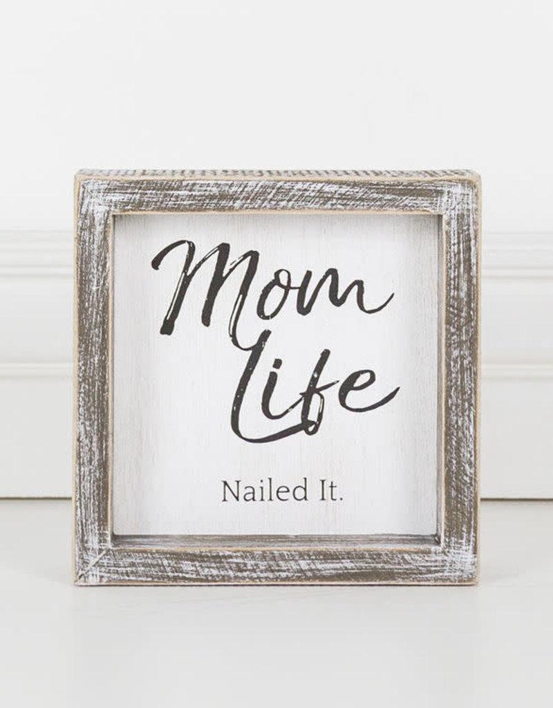 Adams & Co Mom Life: Nailed It
