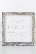 Adams & Co Proud Family - Veteran
