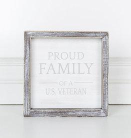 Adams & Co Proud Family - Veteran